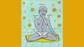 pranayama immagine